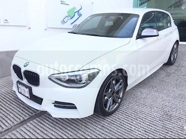 Foto venta Auto usado BMW Serie 1 5P M135iA (2014) color Blanco Alpine precio $340,001
