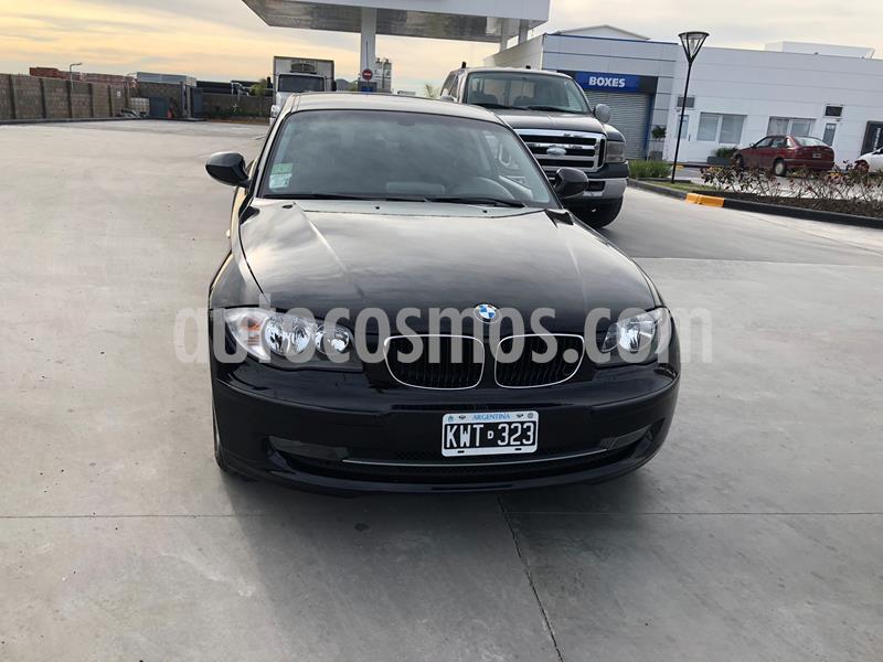 BMW Serie 1 116i Active 3P usado (2011) color Negro precio u$s12.200