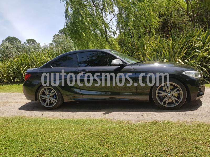 foto BMW Serie 1 130i Paquete M Sport Package 5P usado (2016) color Negro precio $40.000
