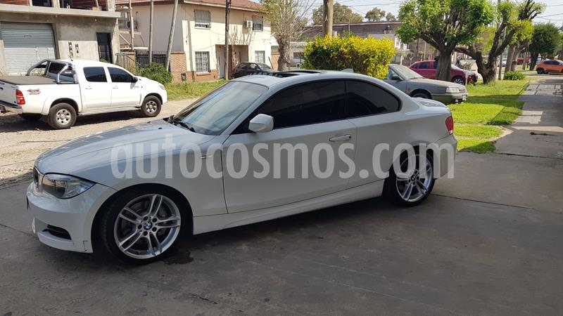 BMW Serie 1 135i Coupe Sportive usado (2012) color Blanco precio u$s29.900