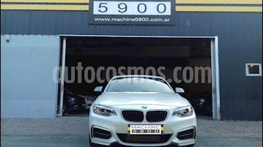 BMW Serie 1 130i Paquete M Sport Package 5P usado (2016) color Blanco precio $3.380.000