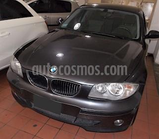 BMW Serie 1 116i 5P usado (2007) color Gris precio $515.000