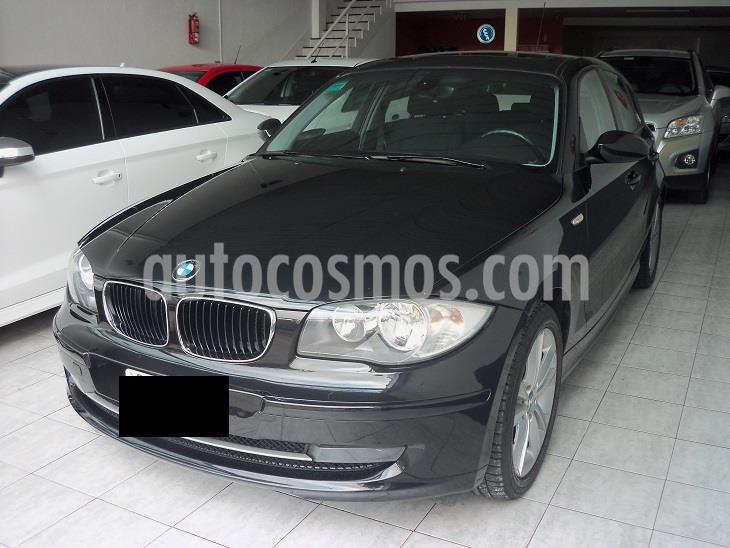 BMW Serie 1 120i Act usado (2009) color Negro precio $1.490.000