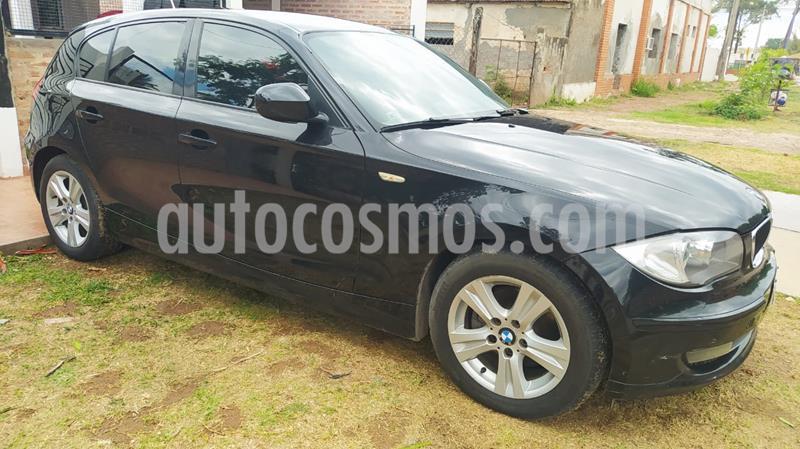 BMW Serie 1 120d Active 5P usado (2012) color Negro precio $1.980.000