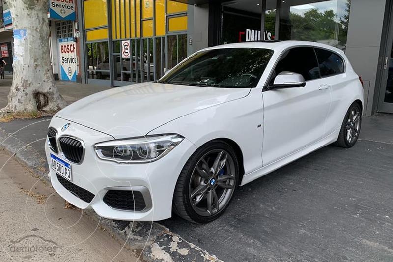 BMW Serie 1 M140i Paquete M Aut 5P usado (2019) color Blanco Alpine precio u$s48.000