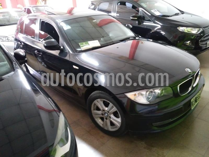 BMW Serie 1 118i Advantage 5P Aut usado (2011) color Negro precio u$s9.990