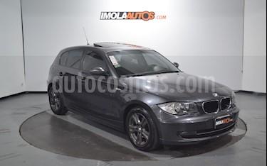 BMW Serie 1 120i Active 5P usado (2008) color Gris Grafito precio $640.000