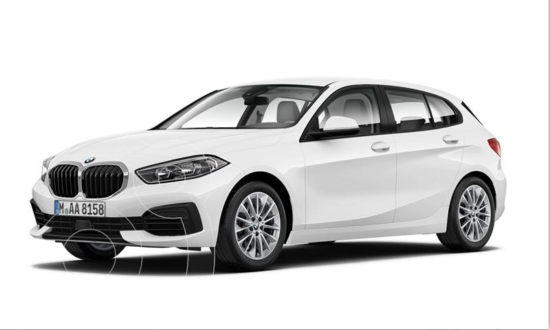 Foto BMW Serie 1 118i Advantage 5P Aut nuevo color Blanco Alpine precio u$s49.600