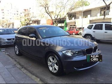 BMW Serie 1 120i 5P usado (2009) color Gris Oscuro precio $620.000