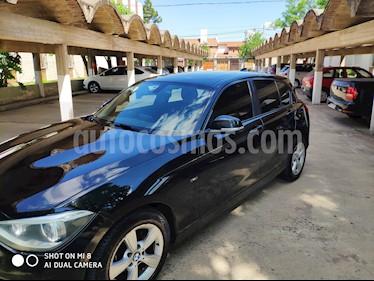 BMW Serie 1 118i 5P usado (2013) color Negro precio $1.350.000