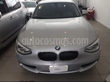 BMW Serie 1 Serie 1 usado (2013) color Gris precio $1.650.000