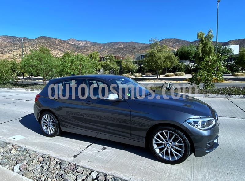 BMW Serie 1 118i  Millenial Aut  usado (2019) color Gris precio $16.990.000