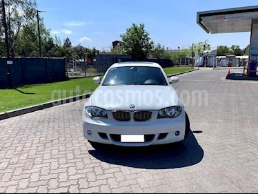 BMW Serie 1 116i 5P usado (2011) color Blanco precio $7.350.000