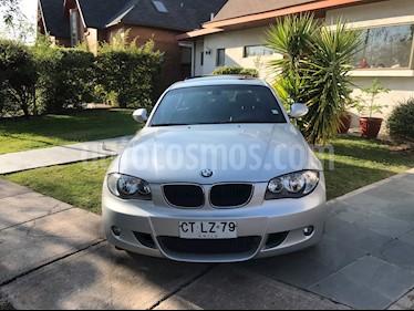 BMW Serie 1 1.6 5P Kit M usado (2011) color Gris Mineral precio $7.200.000