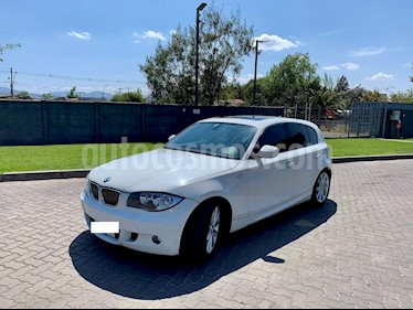 BMW Serie 1 1.6 5P Kit M usado (2011) color Blanco precio $6.900.000