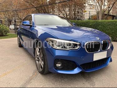 BMW Serie 1 120i Aut 3P M Sport  usado (2018) color Azul Metalizado precio $16.990.000