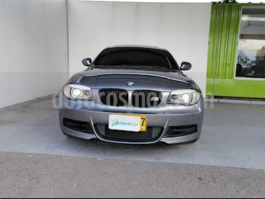 BMW Serie 1 135i M Coupe usado (2012) color Gris precio $59.990.000