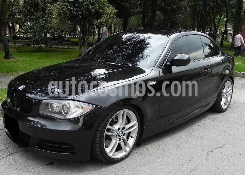 BMW Serie 1 135i Coupe  usado (2011) color Negro precio $45.000.000