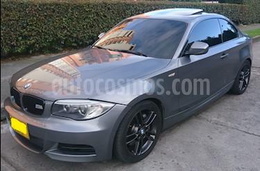 BMW Serie 1 135i M Coupe usado (2012) color Gris precio $73.000.000