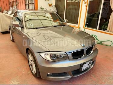 Foto venta Auto usado BMW Serie 1 Coupe 125i M Sport (2013) color Gris Space precio $275,000