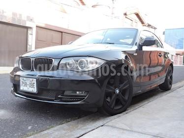 Foto venta Auto usado BMW Serie 1 Coupe 125i (2010) color Negro precio $185,000