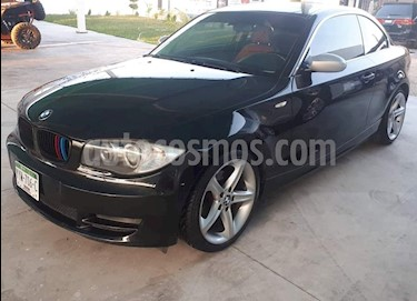 Foto BMW Serie 1 Coupe 125iA M Sport usado (2010) color Negro precio $190,000
