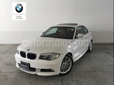 Foto venta Auto Seminuevo BMW Serie 1 Coupe 125iA M Sport  (2012) color Blanco precio $265,000