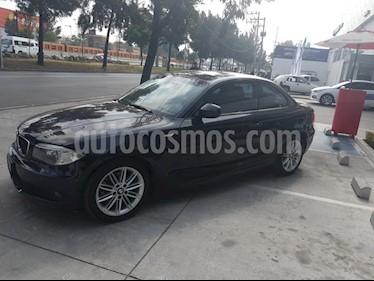 Foto venta Auto usado BMW Serie 1 Coupe 125iA M Sport (2012) color Negro precio $240,000