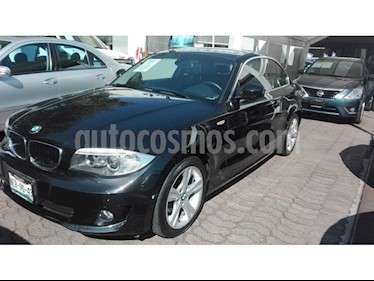 Foto venta Auto usado BMW Serie 1 Coupe 125iA  (2013) color Negro precio $269,000