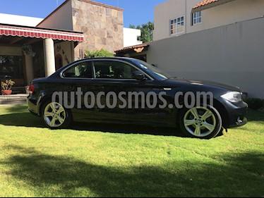 Foto BMW Serie 1 Coupe 125iA usado (2012) color Negro Zafiro precio $280,000