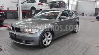 Foto venta Auto usado BMW Serie 1 Coupe 125iA  (2010) color Gris precio $178,000