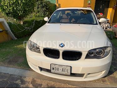 Foto venta Auto usado BMW Serie 1 Coupe 125iA  (2009) color Blanco precio $175,000