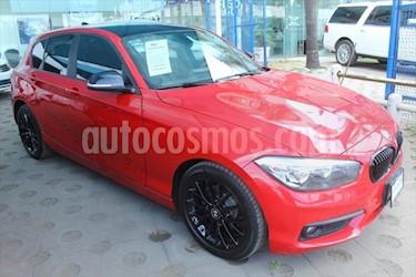 BMW Serie 1 5P 120i usado (2016) color Rojo precio $295,000