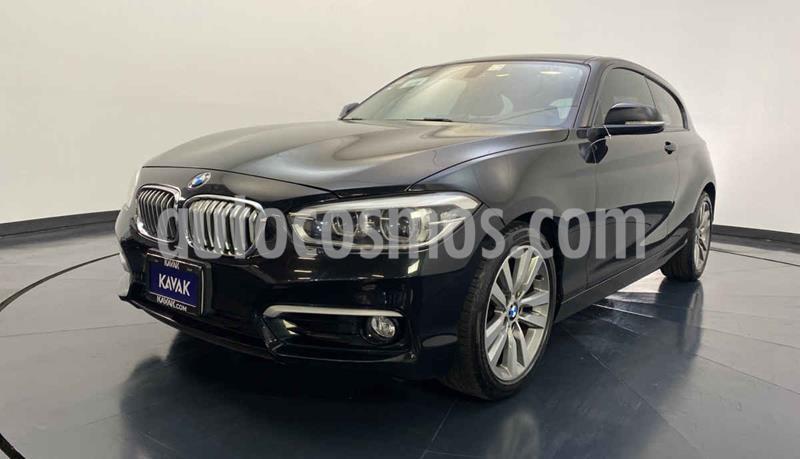 BMW Serie 1 5P 120iA Urban Line usado (2016) color Negro precio $324,999