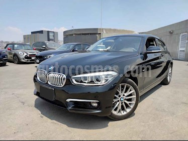 BMW Serie 1 5p 120i Urban Line L4/1.6/T Aut usado (2017) color Negro precio $310,000