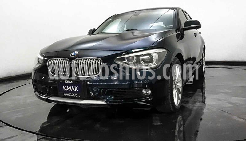 BMW Serie 1 Coupe 125i usado (2013) color Azul precio $227,999