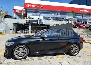 BMW Serie 1 3P M140I L6/3.0/T AUT usado (2017) color Negro precio $468,000