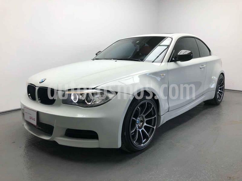BMW Serie 1 Coupe 135iA M Sport usado (2012) color Blanco precio $335,000