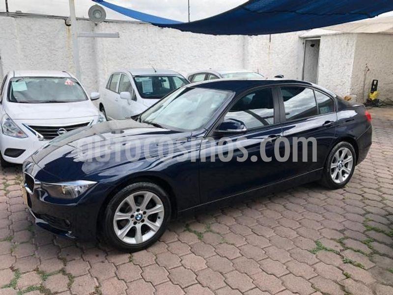BMW Serie 1 5P 120iA usado (2015) color Azul precio $265,000