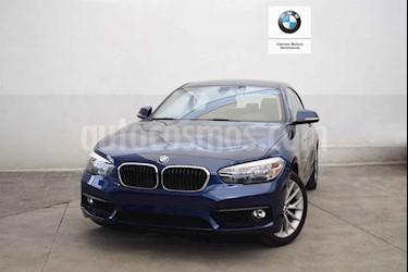 BMW Serie 1 3p 120i L4/1.6/T Aut usado (2017) color Azul precio $340,000