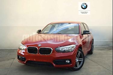 BMW Serie 1 5p 118i Sport Line L3/1.5/T Aut usado (2019) color Rojo precio $420,000