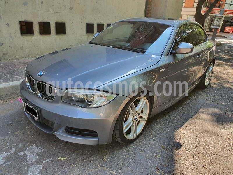 BMW Serie 1 Coupe 135i M Sport usado (2013) color Gris precio $280,000