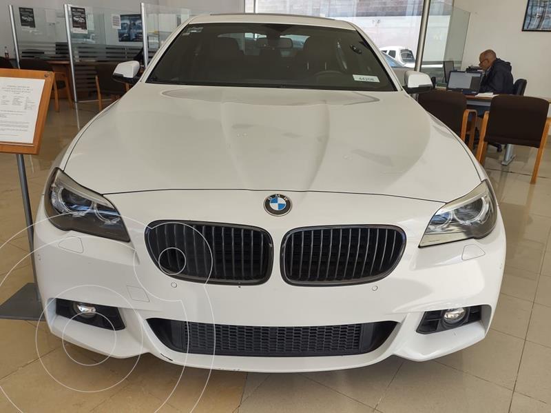 Foto BMW Serie 1 3P 120iA M Sport usado (2016) color Blanco precio $395,000