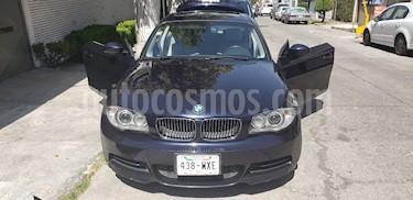 BMW Serie 1 3P 135iA  usado (2010) color Azul Profundo precio $225,000
