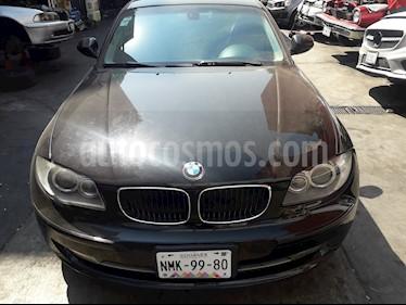 BMW Serie 1 3P 120i Style usado (2011) color Negro Zafiro precio $145,000