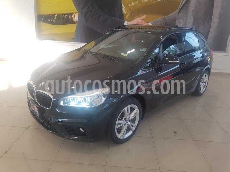 Foto BMW Serie 1 3P 120iA usado (2016) color Negro precio $285,000