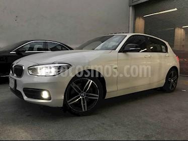 BMW Serie 1 3P 120i M Sport usado (2017) color Blanco precio $343,000