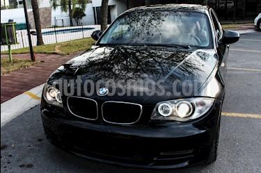 BMW Serie 1 Coupe 125i usado (2010) color Negro precio $190,000
