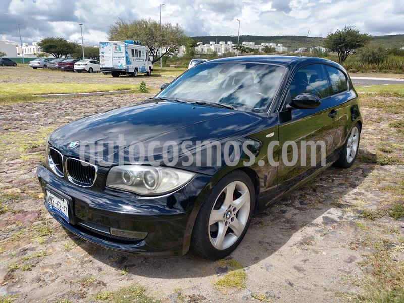 BMW Serie 1 3P 120iA Dynamic usado (2008) color Negro precio $119,000