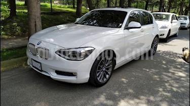 BMW Serie 1 5P 118iA Urban Line usado (2012) color Blanco Alpine precio $200,000